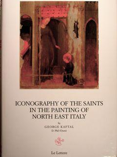 ICONOGRAPHY OF THE SAINTS IN THE PAINTING: KAFTAL G.