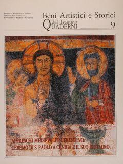Beni Artistici e Storici del Trentino, Quaderni: CHINI E., MENAPACE