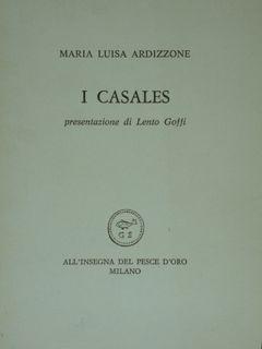 I CASALES.: ARDIZZONE MARIA LUISA