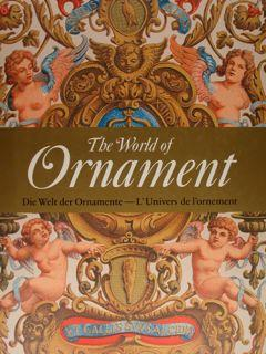 The World of ORNAMENT. Die Welt der: RACINET A. -