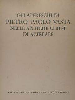 La pittura del '700 in Sicilia. GLI: BLANCO M.