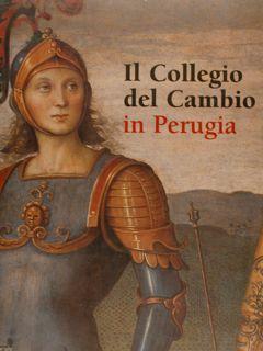IL COLLEGIO DEL CAMBIO IN PERUGIA.: SCARPELLINI P.