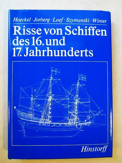 Risse Von Schiffen Des Von Hoeckel Zvab