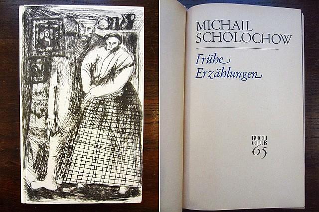 Frühe Erzählungen: Scholochow, Michail