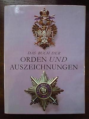 Das Buch der Orden und Auszeichnungen: Mericka, Vaclav/Jindrich Marco