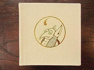 Tierische Grafik – menschliche Poesie. Zeichnungen von: Parschau, Jörg/Baum, Kurt