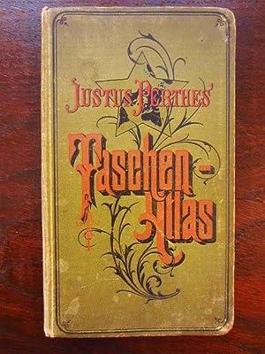 Justus Perthes' Taschen-Atlas. 24 kolorierte Karten in: Habenicht, Hermann