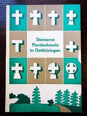 Steinerne Flurdenkmale in Ostthüringen (Bezirk Gera): Deubler, Heinz/Künstler, Richard/Ost,