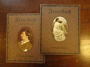Anselm Feuerbach. Erste + Zweite Mappe (Aus: Wolf, August