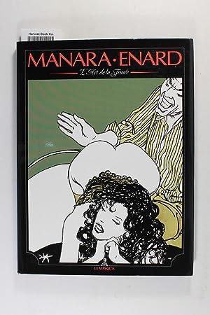 L'Art de la Fessée (Le Marquis 8): Manara; Enard