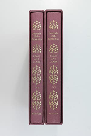 The Journals of the Expedition Under the: Lewis, Meriwether; Clark,