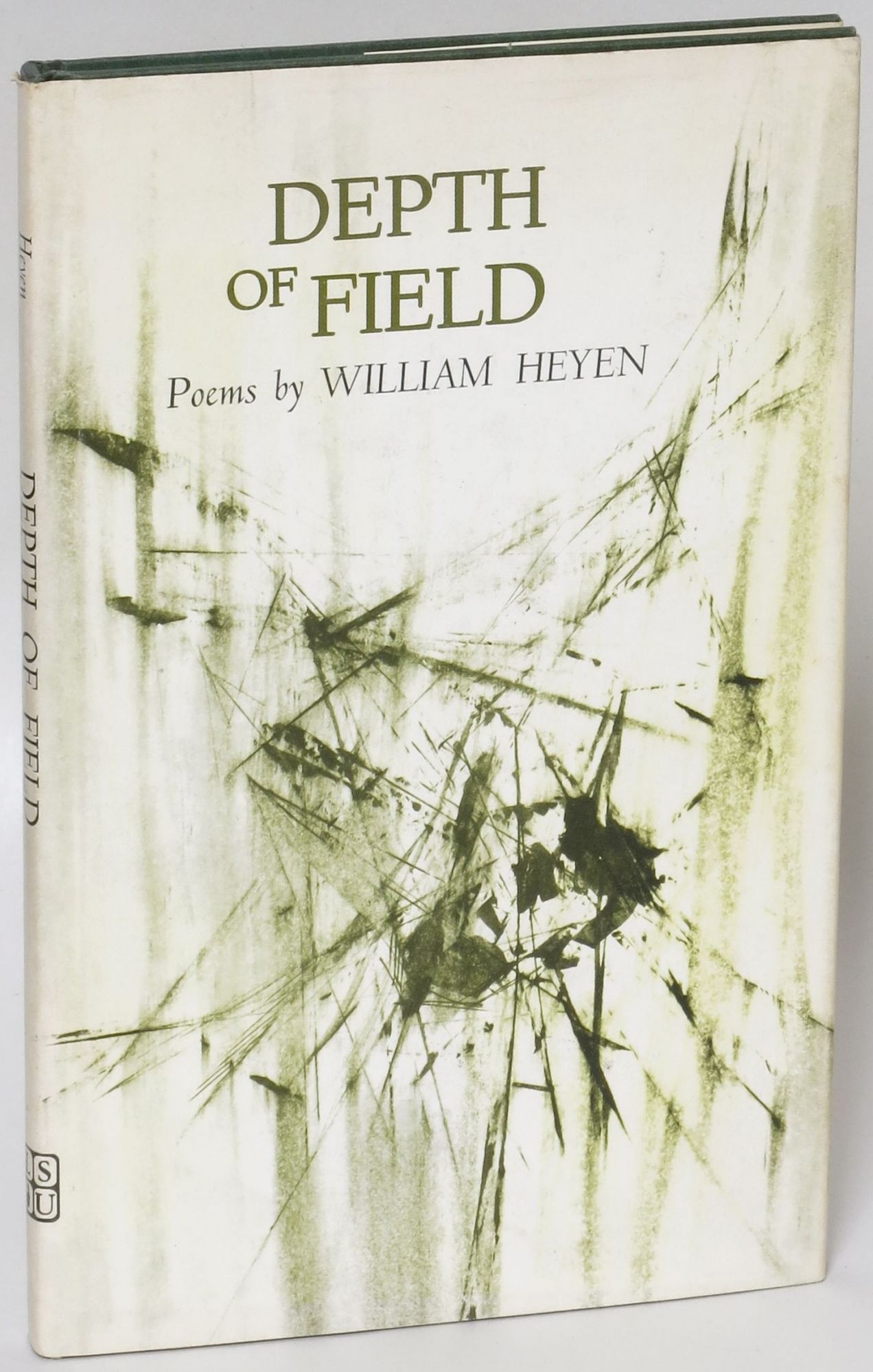 Depth_of_Field_Heyen_William_Très_bon_Couverture_rigide