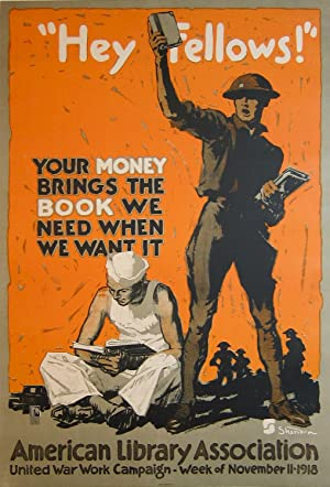 Hey Fellows!' Your Money Brings the Book We Need When We Want It: Sheridan, John E.