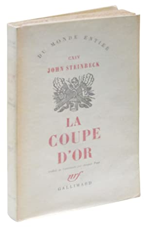 La coupe d'or [Cup of Gold, French]: Steinbeck, John