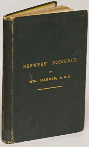 A Lecture on Brewers' Accounts: Harris, William