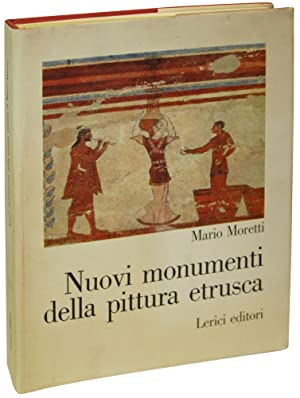 Nuovi monumenti della pittura etrusca: Moretti, Mario