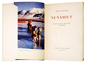Nunamiut: Blant Alaskas Innlands-Eskimoer: Helge Ingstad