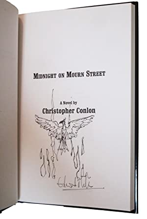 Midnight on Mourn Street: Conlon, Christopher; introduction by William F. Nolan; art by Edward ...