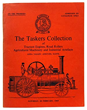 The Taskers Collection of Traction Engines, Road Rollers, Agricultural Machinery and Industrial A...