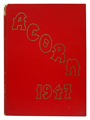 The Acorn 1947 Alameda High School Yearbook, Alameda, California: Alameda High School