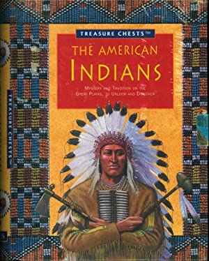 The American Indians: Mystery and Tradition on the Great Plains, to Unlock and Discover (Treasure...