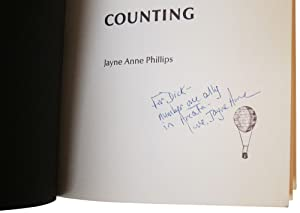 Counting: Phillips, Jayne Anne