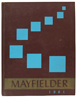 Mayfield High School 1961 Mayfielder Yearbook: Mayfield High School