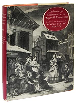 Lichtenberg's Commentaries on Hogarth's Engravings