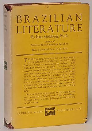 Brazilian Literature: Goldberg, Isaac