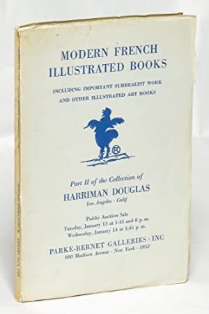 Modern French Illustrated Books, Including Important Surrealist Work and Other Illustrated Art ...