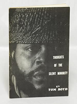 Thoughts of the Silent Minority: Boyd, Tom