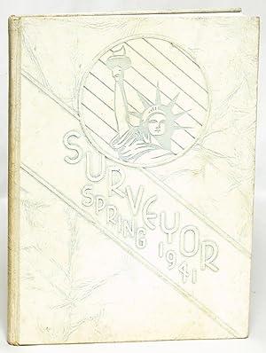 1941 (Spring) Surveyor George Washington High School Yearbook, San Francisco, California: George ...