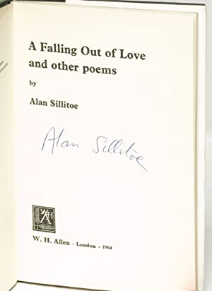 A Falling Out of Love and Other Poems: Sillitoe, Alan
