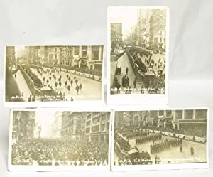 Victory Parade Postcards