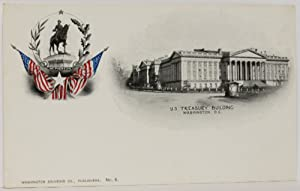 Washington Souvenir Co. Private Mailing Card Series