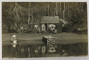 Rixon Cottage at Fairholm, Lake Crescent]