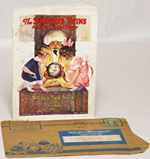 The Sunshine Twins and the Crystal Gazer: A Fairy Tale Book of Rhymes (No. 187)