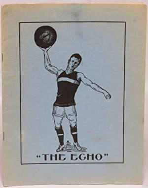 The Echo (Santa Rosa High School), September 1910 (vol. II, no. 2)