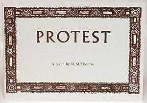 Protest: A Poem After A Medieval Armenian Poem by Frik: Thomas, D. M.