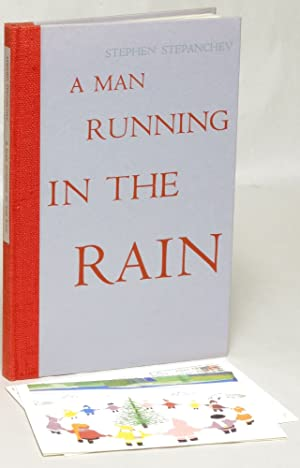 Man Running in the Rain: Stephen Stepanchev