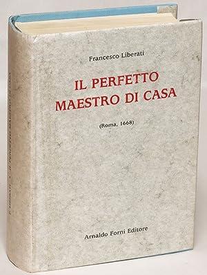 Il Perfetto Maestro di Casa: Liberati, Francesco