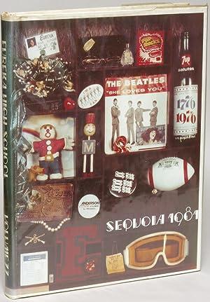 1981 Sequoia (Yearbook Eureka High School, Eureka, California, Volume 77): Beling, Lori and ...
