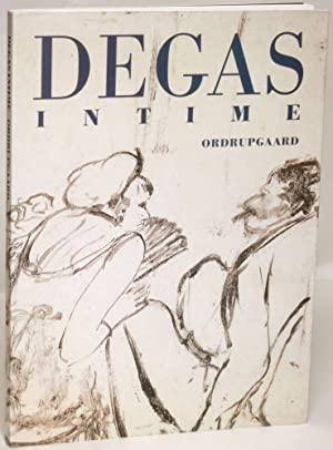 Degas Intime: Hanne Finsen, Mikael Wivel