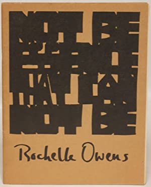 Not Be Essence That Cannot Be: Owens, Rochelle