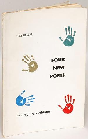 Four New Poets: Brautigan, Hoberman, Larsen, Singer: Brautigan, Richard] Hedley, Leslie Woolf (...
