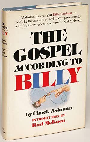 The Gospel According to Billy: Ashman, Chuck