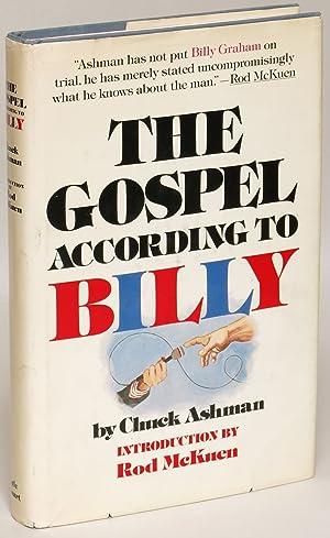 The Gospel According to Billy: Ashman, Chuck