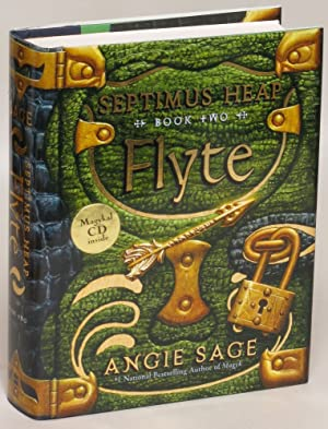 Flyte (Septimus Heap, Book 2): Angie Sage