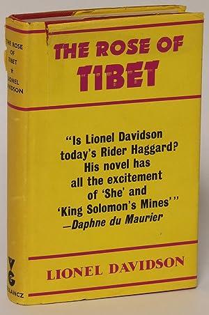 The Rose of Tibet: Lionel Davidson