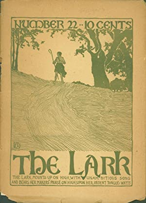 The Lark, no. 22 (February 1, 1897): Burgess, Gelett (editor)